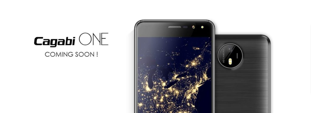 Cagabi enters smartphone market with two models, Cagabi One and Two