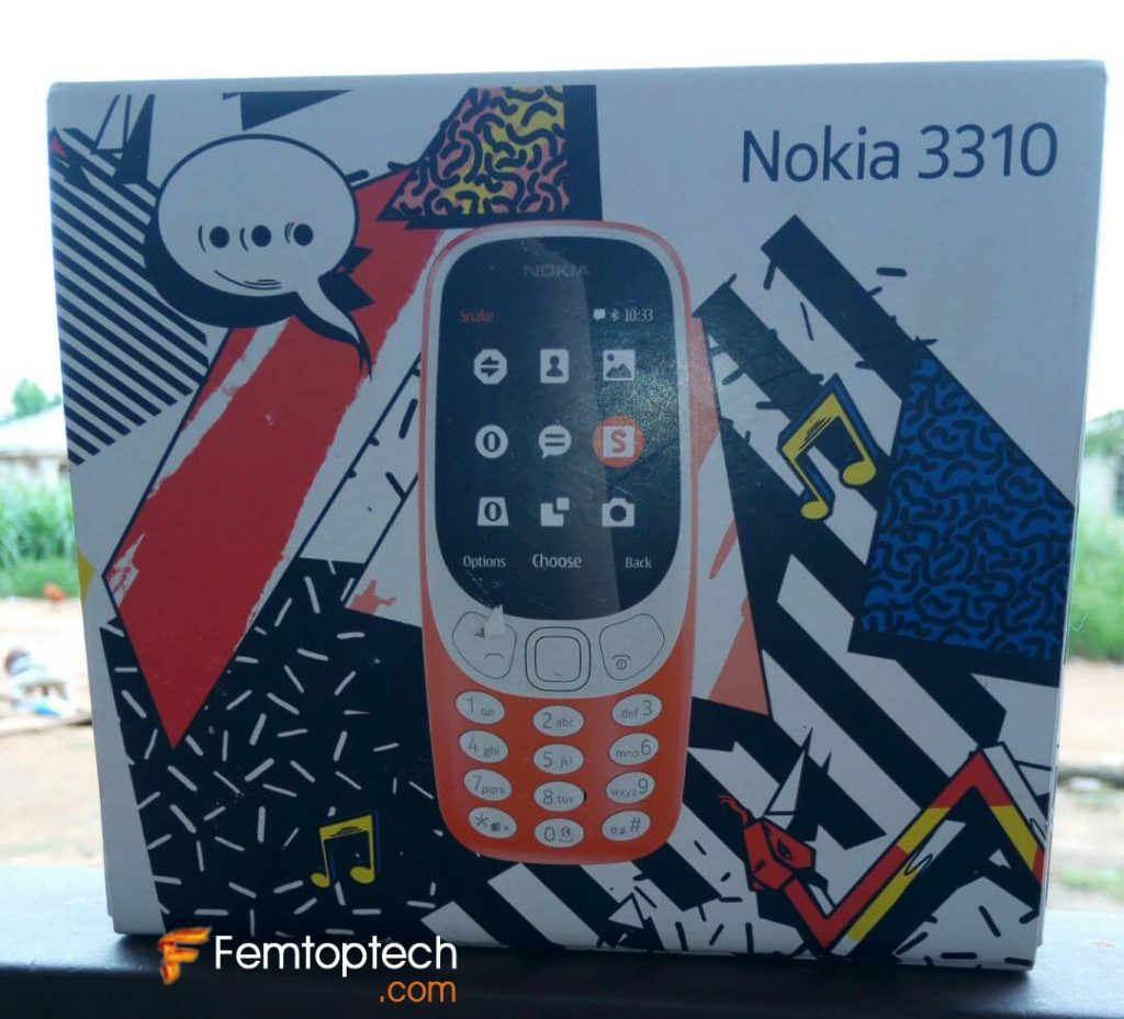Unboxing Photos And First Impressions Of The New Nokia 3310 (2017)
