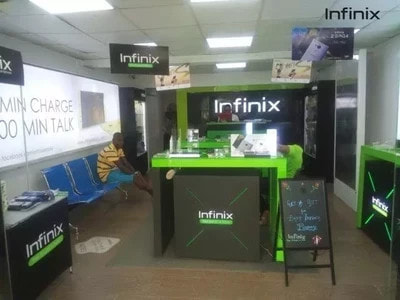 Infinix Mobility unveils its first set of exclusive stores in seven cities in Nigeria