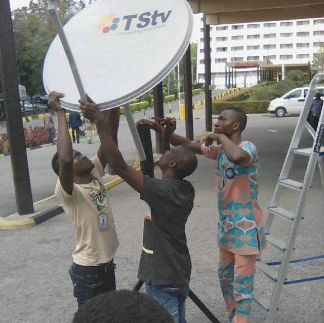 Guide: How To Install TSTV Satellite Dish