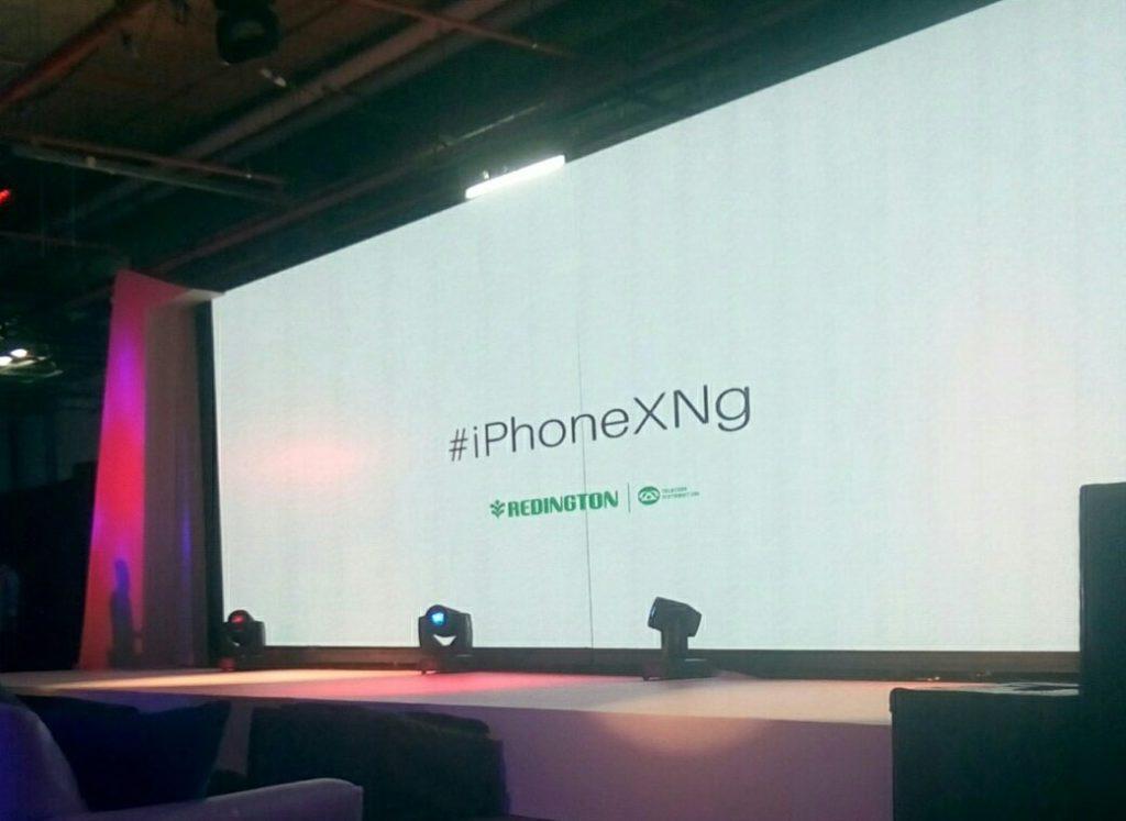 Apple launches iPhone X in Lagos Nigeria