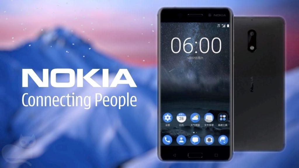 "Nokia 6 ""4GB RAM"