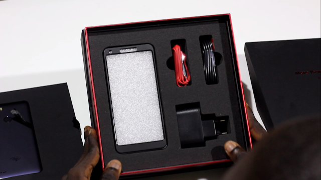 Itel P32 Unboxing And First Impression (Video + Photos)