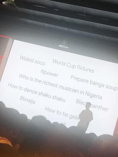 #GoogleForNigeria: itel mobile at Google 2018, a photo essay