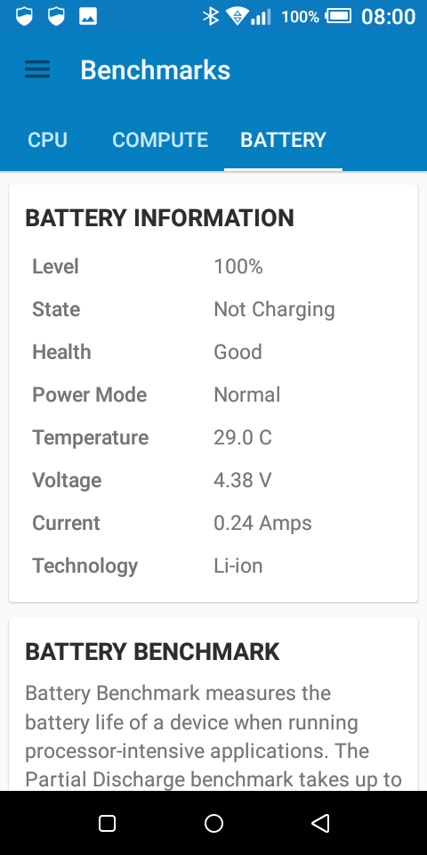 Live battery test/review of Itel P32 4000mAh capacity