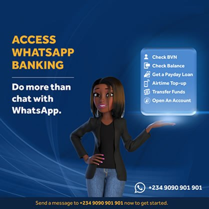 All you need to know about Whatsapp Banking
